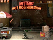 Mittens si Hot-Dogii