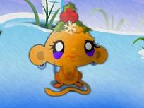 Monkey Go Happy Craciun Fericit