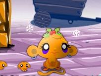 Monkey Go Happy de Craciun