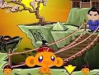 Monkey Go Happy si Ninja 2