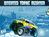 Monster Truck de Iarna