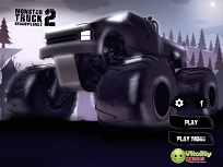 Monster Truck in Lumea Umbrelor