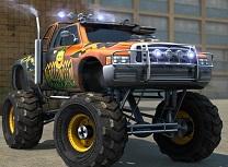 Monster Truck de Parcat 3D