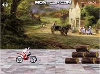 Motocicleta de la Ferma