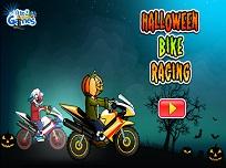 Motocicletele de Halloween