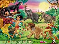 Obiecte Ascunse cu Mowgli