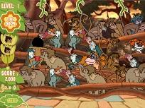Mowgli si Pericolele din Jungla