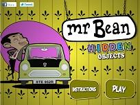 Mr Bean Obiecte Ascunse