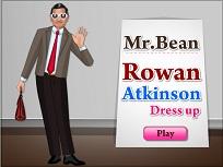 Mr Bean de Imbracat