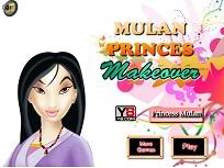Mulan la Machiaj
