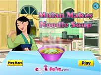 Mulan si Supa de Taitei