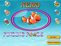 Nemo in Cautarea Mancarii