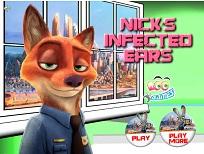 Nick Infectie la Urechi