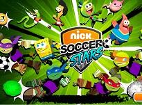 Vedetele Nickelodeon la Fotbal