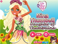 Nina Thumbell de Imbracat