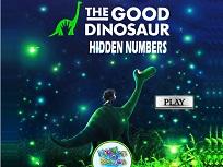 Numere Ascunse cu Bunul Dinozaur