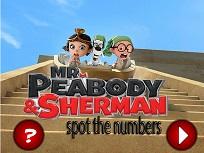 Numere Ascunse cu Peabody si Sherman