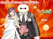 Nunta lui Baymax