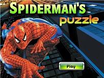 Omul Paianjen Puzzle