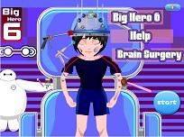 Operatie cu Baymax si Hiro