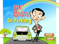 Parcheaza Masina cu Mr Bean
