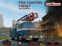 Parcheaza Masina de Pompieri 3D