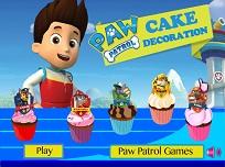 Paw Patrol Decoreaza Tortul