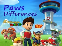 Paw Patrol Diferente