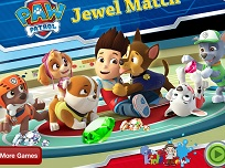Paw Patrol Jewel Match