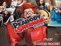 Peabody si Sherman Puzzle