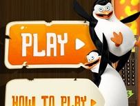 Joc de Noroc cu Pinguinii din Madagascar