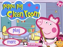 Peppa Pig Curatenie in Camera