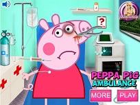 Peppa in Ambulanta