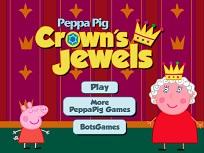 Peppa si Bijuteriile Coroanei