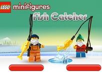 Pescuieste cu Figurine Lego