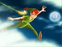 Peter Pan pe Nori