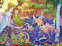 Peter Pan si Sirenele