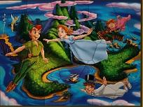 Peter Pan si Wendy Darling