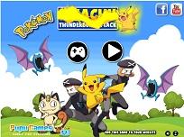 Pikachu Atacul Fulger