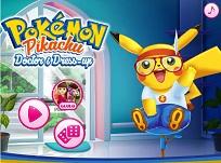 Pikachu la Doctor si de Imbracat