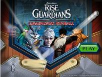 Pinball cu Cinci Eroi de Legenda