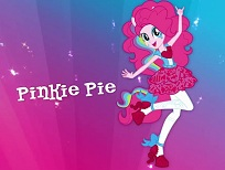 Pinkie Pie Equestria Girls