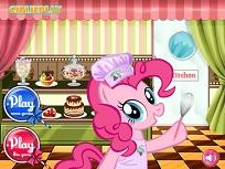 Pinkie Pie si Cofetaria