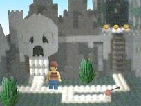 Piratul Lego