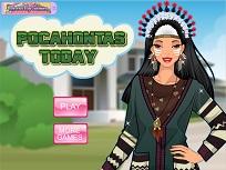 Pocahontas Astazi