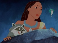 Pocahontas si Obiectele Ascunse