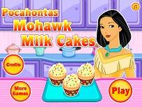 Pocahontas  si Prajiturile cu Lapte