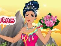 Pocahontas Mireasa