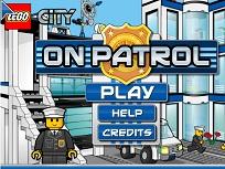 Politia din Lego City