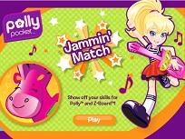Polly Pocket Memoreaza Melodiile